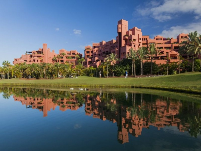 Ritz Carlton Abama, Tenerife, Canary Islands