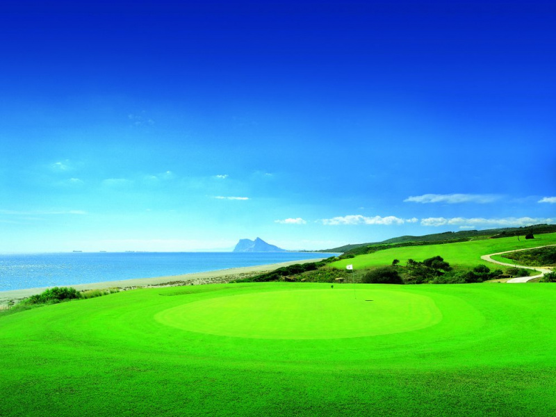 Alcaidesa Golf Resort, Costa del Sol, Spain