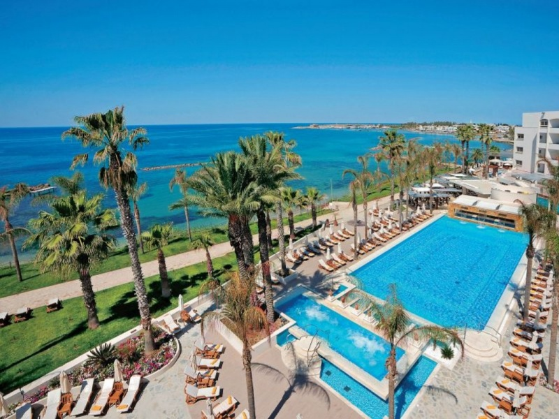 Alexander The Great Beach Hotel, Paphos, Cyprus