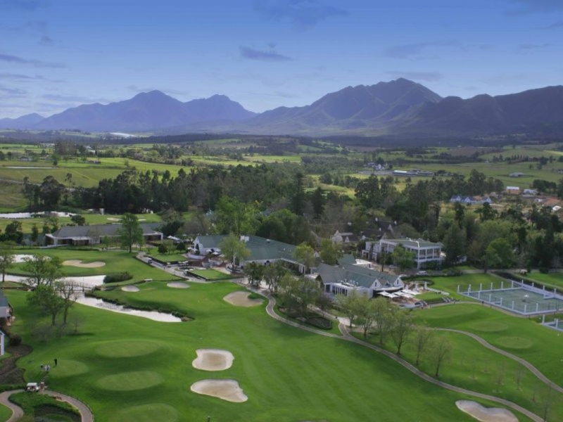 Fancourt, Garden Route, South Africa