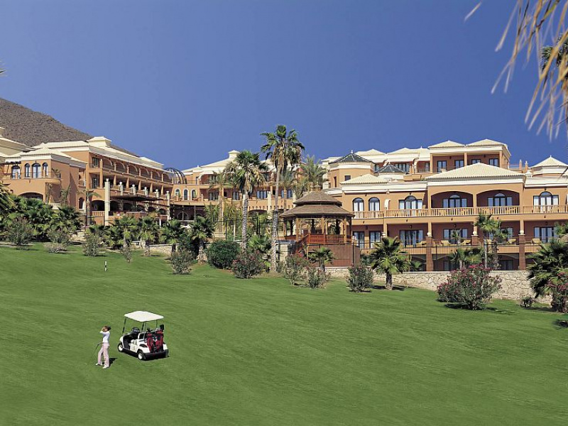 Las Madrigueras Golf Resort, Tenerife, Canary Islands