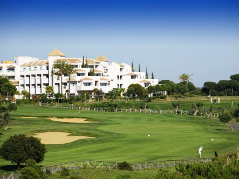El Rompido Golf and Hotel View