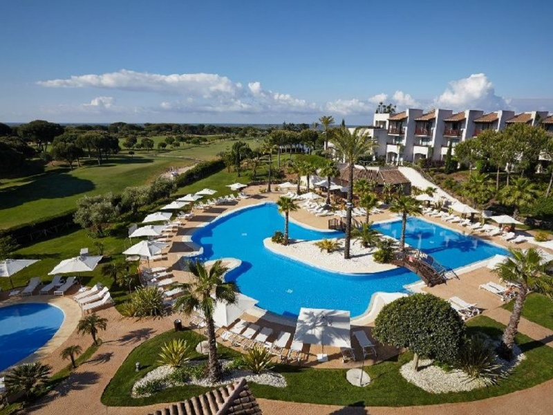 El Rompido Golf Resort, Costa de la Luz, Spain