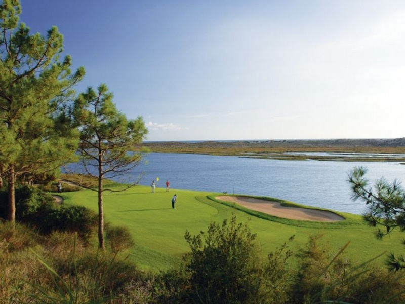 San Lorenzo Golf Course 1