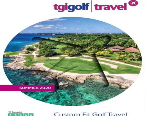 TGI Golf Travel Brochure -  Summer Issue 2020