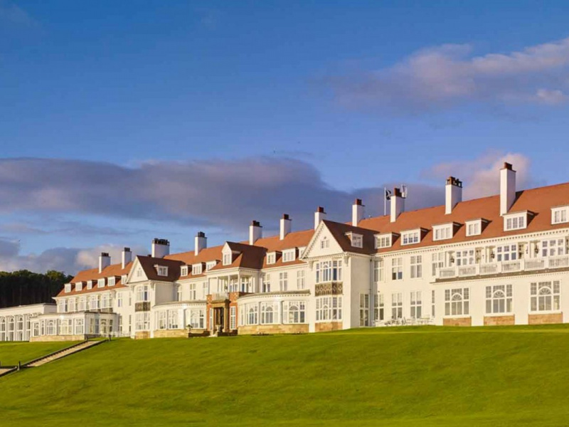 Trump Turnberry, West Coast, Scotland