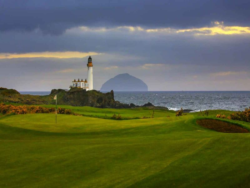 Turnberry King Robert the Bruce, West Coast, Scotland
